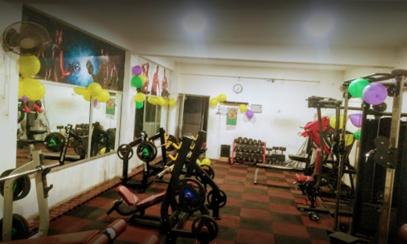 Fitness GYM in Patna
