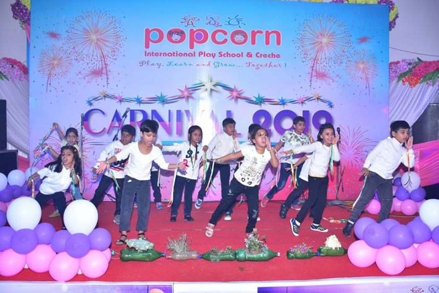 Popcorn International Play School