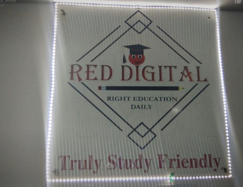 RED Digital Library