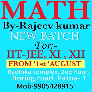 RAJEEV SIR MATHS COACHING