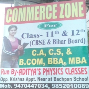 Commerce Zone By Roushan Jha Sir